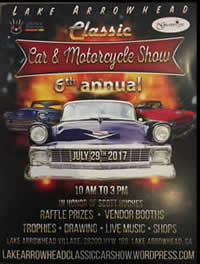 Lake Arrowhead Classic Car Show